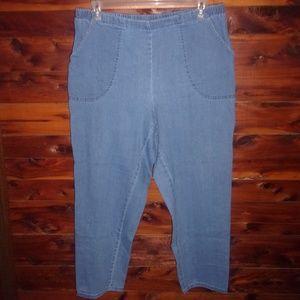 JMS Just My Size Plus Size Skinny Stretch Jeans 2X